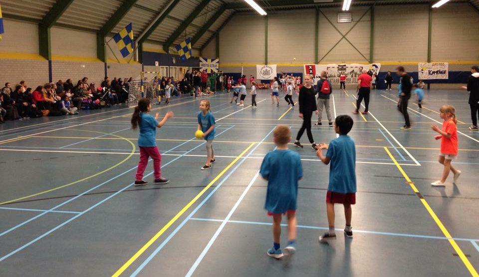mini handbalschool